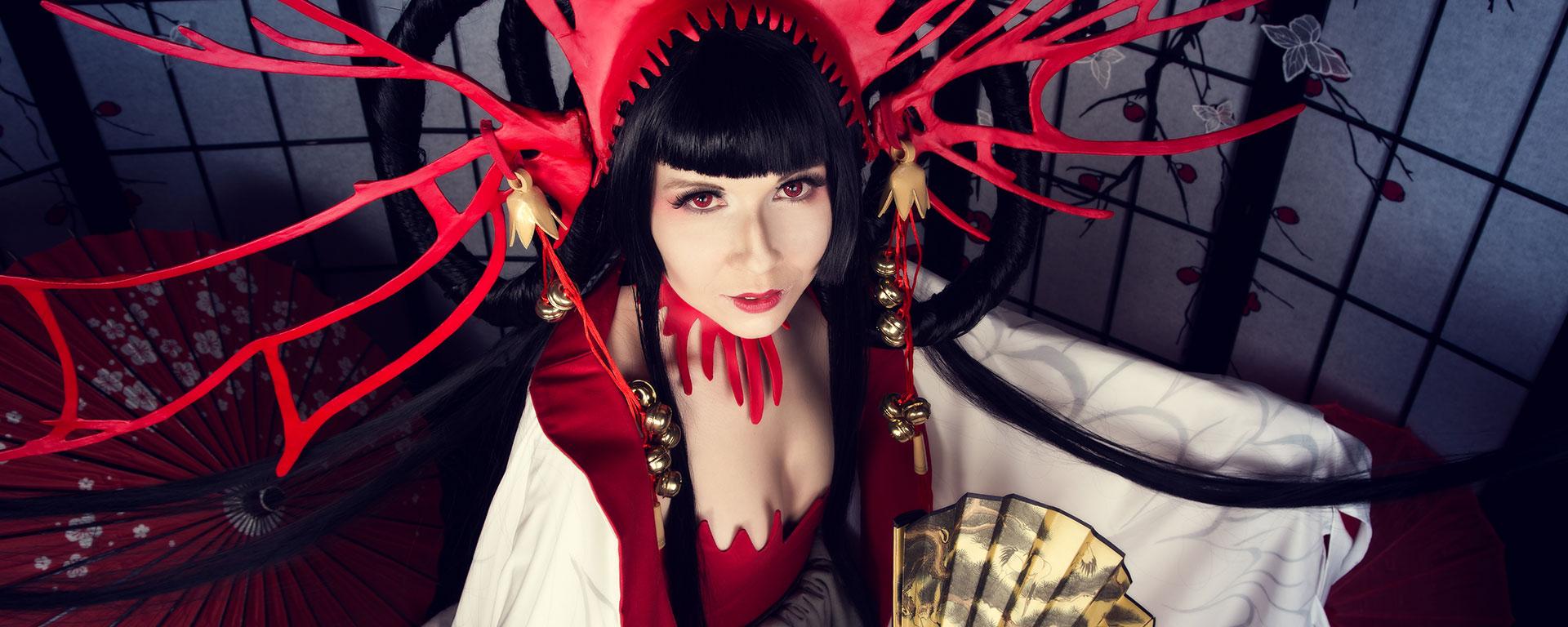 Yuuko Ichihara Cosplay