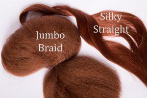 Jumbo and Silky