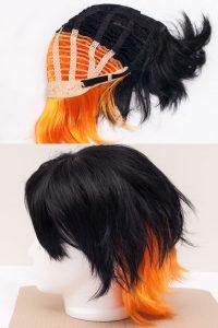 splicing wigs step 10