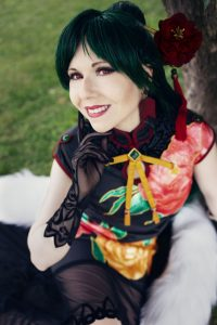Sailor Pluto (Cheongsam)