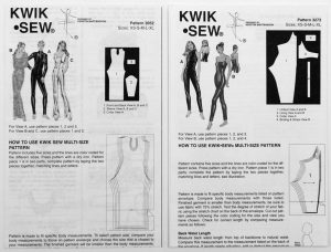 bodysuit patterns