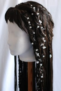 Braided wig for Tamina (Prince of Persia)