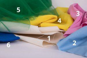 basic cosplay fabrics