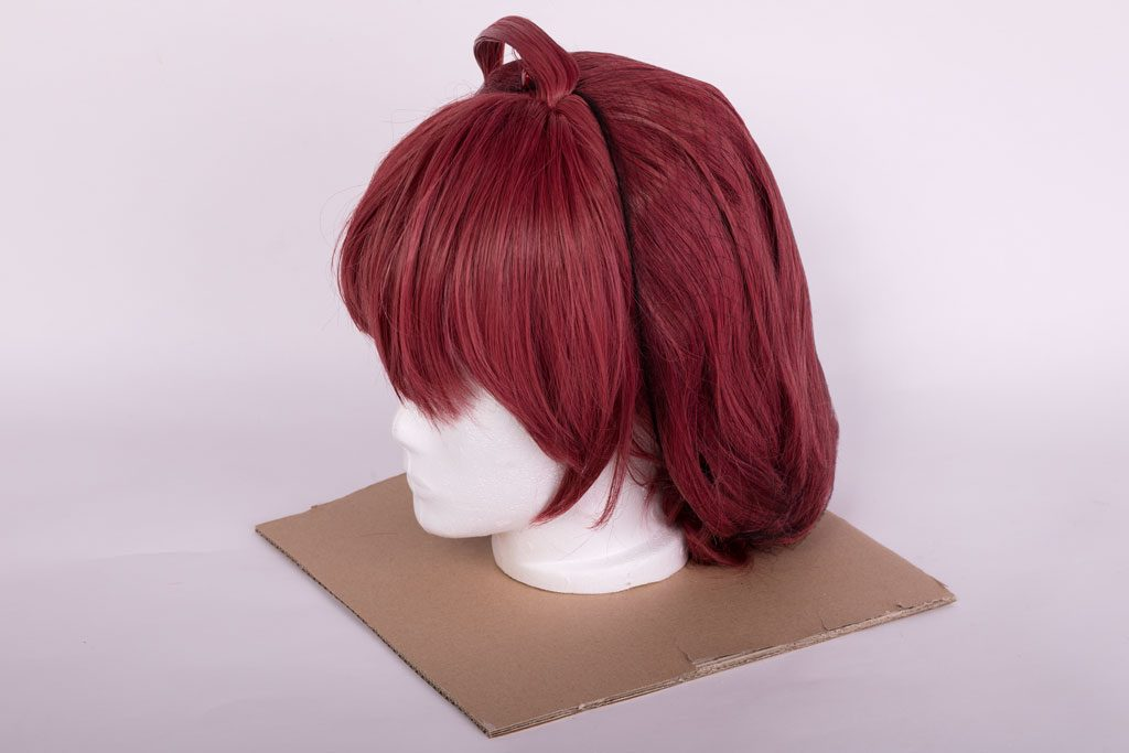 wig with hair net