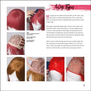 wigs 101 wig types