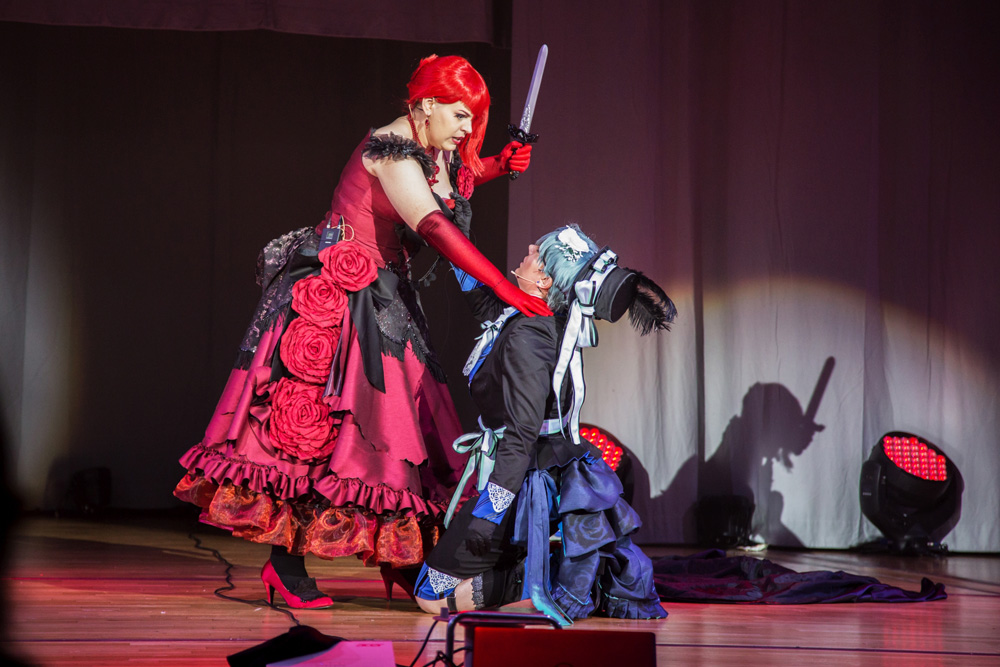 stage photo black butler