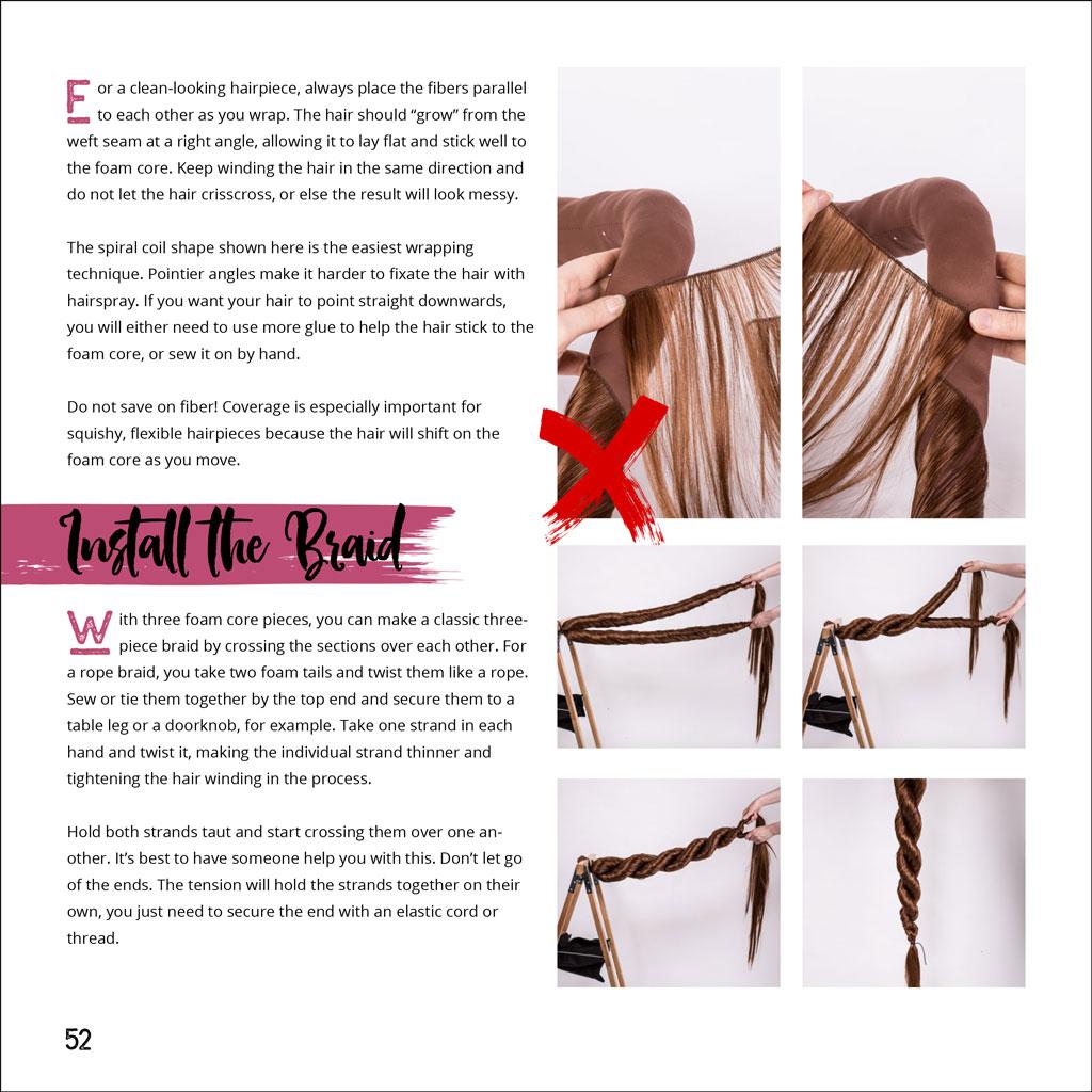 foam braid tutorial
