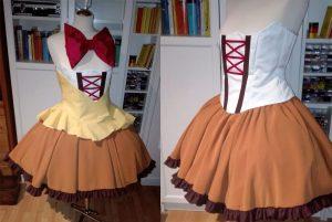 steph skirt progress