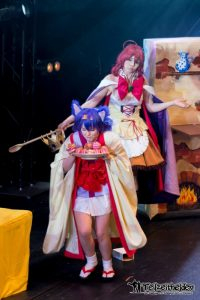 No Game No Life on stage