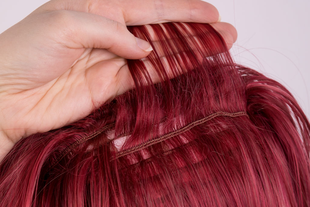 reverse wefts