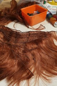 wig wefts