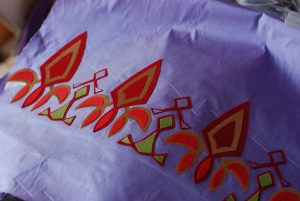lorenta applique progress