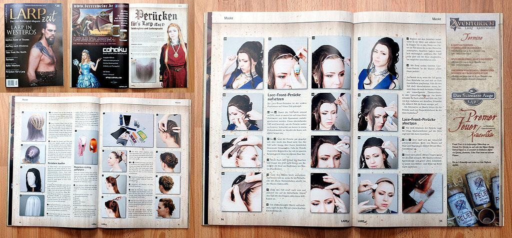 LARPzeit wig tutorial