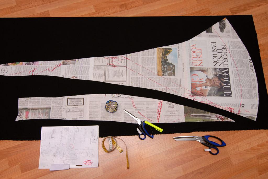 yuuko dress pattern
