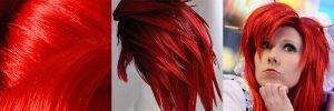 red custom colors
