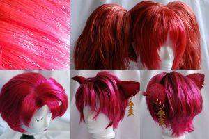 hot pink custom colors
