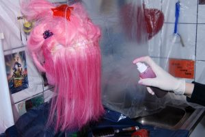 spray on wig dye