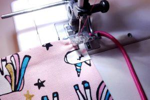 stitch over elastic
