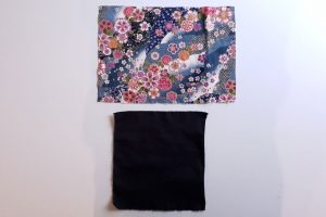 mask fabric and lining