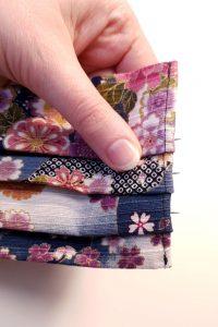 fold edge for casing