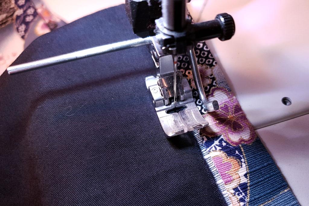 stitch lining