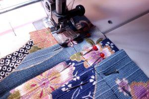stitch pleats