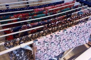 washed cotton fabrics