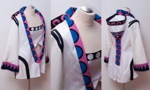 white mage paine robe