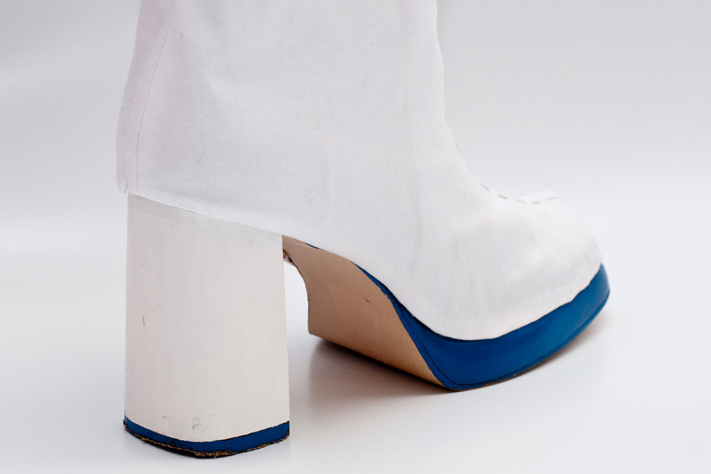painted heel