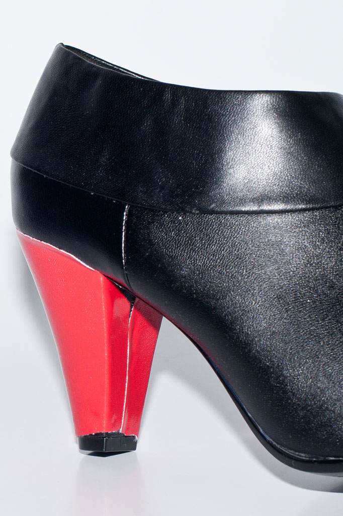 red heel