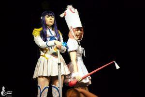 satsuki and nonon cosplay