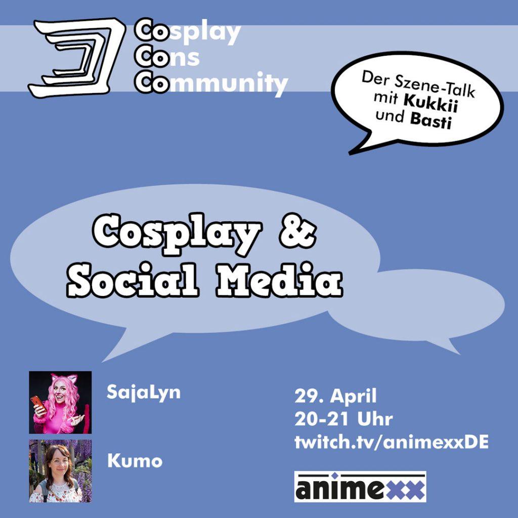 CoCoCo Announce Social Media