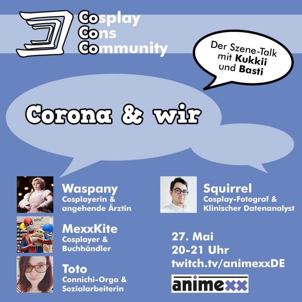 CoCoCo Announce Corona 2021