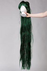 tangled long wig