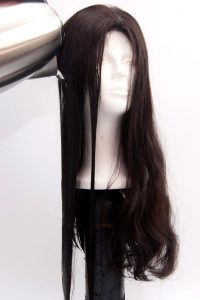 long wig with water kettle